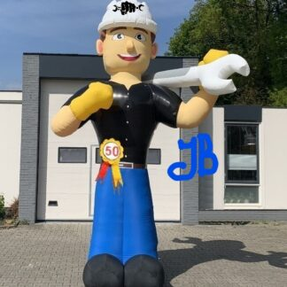 klus/monteur pop JB-amusement Tilburg