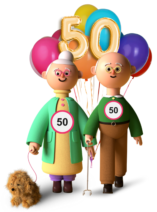 50jaar-opblaasverhuur-poppen